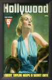 Carole Lombard - Silver Screen Magazine Cover 1930's Art