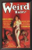 Weird Tales - Pulp Poster, 1933 Prints