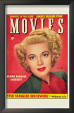 Lana Turner - Movie Magazine Cover 1930's Prints