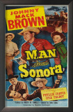 Man from Sonora Posters