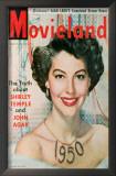 Gardner, Ava - Movieland Magazine Cover 1950's Posters