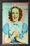 Deanna Durbin - Silver Screen Magazine Cover 1930's Posters