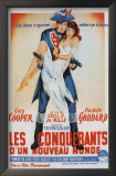 Unconquered - French Style Posters