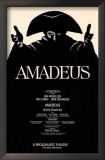 Amadeus - Broadway Poster , 1980 Posters