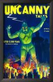 Uncanny Tales - Pulp Poster, 1942 Prints