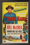 The Lone Hand Texan Art