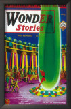 Wonder Stories - Pulp Poster, 1932 Prints