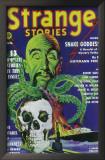 Strange Stories - Pulp Poster, 1939 Poster