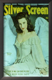 Maureen O'Hara - Silver Screen Magazine Cover 1940's Prints