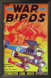 War Birds - Pulp Poster, 1934 Posters