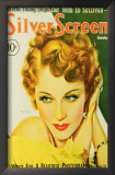 Wray, Fay - Silver Screen Magazine Cover 1930's Posters