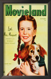 Margaret O'Brien - Movieland Magazine Cover 1940's Posters