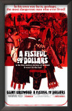 A Fistful of Dollars Art