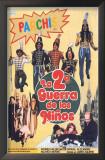 La segunda guerra de los ninos - Spanish Style Posters