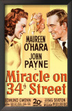 Miracle on 34th Street Prints