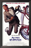 Pee wee&#39;s Big Adventure Poster