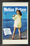 Susan Hayward - Motion Picture Magazine Cover 1930's Posters