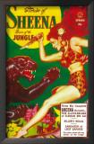 Sheena Queen of The Jungle - Pulp Poster, 1951 Art
