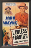 The Lawless Frontier Print