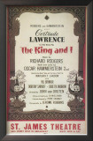 King And I, The - Broadway Poster , 1951 Posters