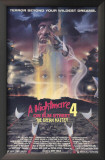 A Nightmare on Elm Street 4: Dream Master Print