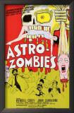 Astro-Zombies Art