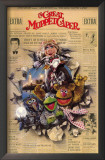 The Great Muppet Caper Prints