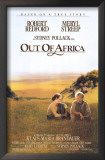 Out of Africa Posters