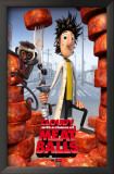 Cloudy with a Chance of Meatballs Art