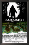 Sasquatch, the Legend of Bigfoot Posters