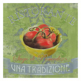 Ristorante I Prints by David Fischer
