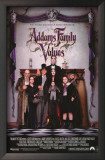 Addams Family Values Art