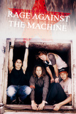 Rage Against The Machine - Band Poster