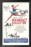 Bolshoi Ballet Prints