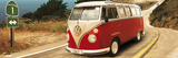 Vw Camper - Route One Affiches