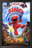 Elmo in Grouchland Prints