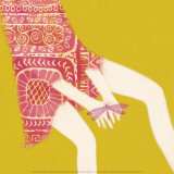 Hands And Dragonfly Posters by Nicole De Rueda