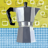 Coffeemaker Poster by Valérie Roy