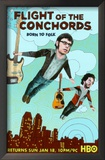 The Flight of the Conchords Art