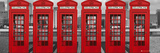 London - Phoneboxes Prints