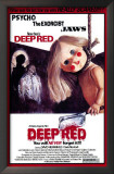 Deep Red Posters