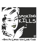 Rauchen tötet Kunstdrucke von Todd Goldman