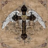 Cross I Prints by Brandon Glover