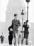 Pont Des Invalides, Paris, 1958 Posters by Frank Horvat
