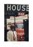 Harlem, 1960 Posters par Saul Leiter