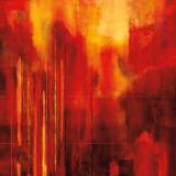 Brent Nelson - Red Zone II Umělecké plakáty