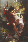 Le Printemps Prints by Pierre-Auguste Cot