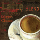 Capuccino Print by Aimee Wilson