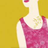 Cleavage Art by Nicole De Rueda