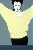 Commemorative 8 Serigraph by Patrick Nagel